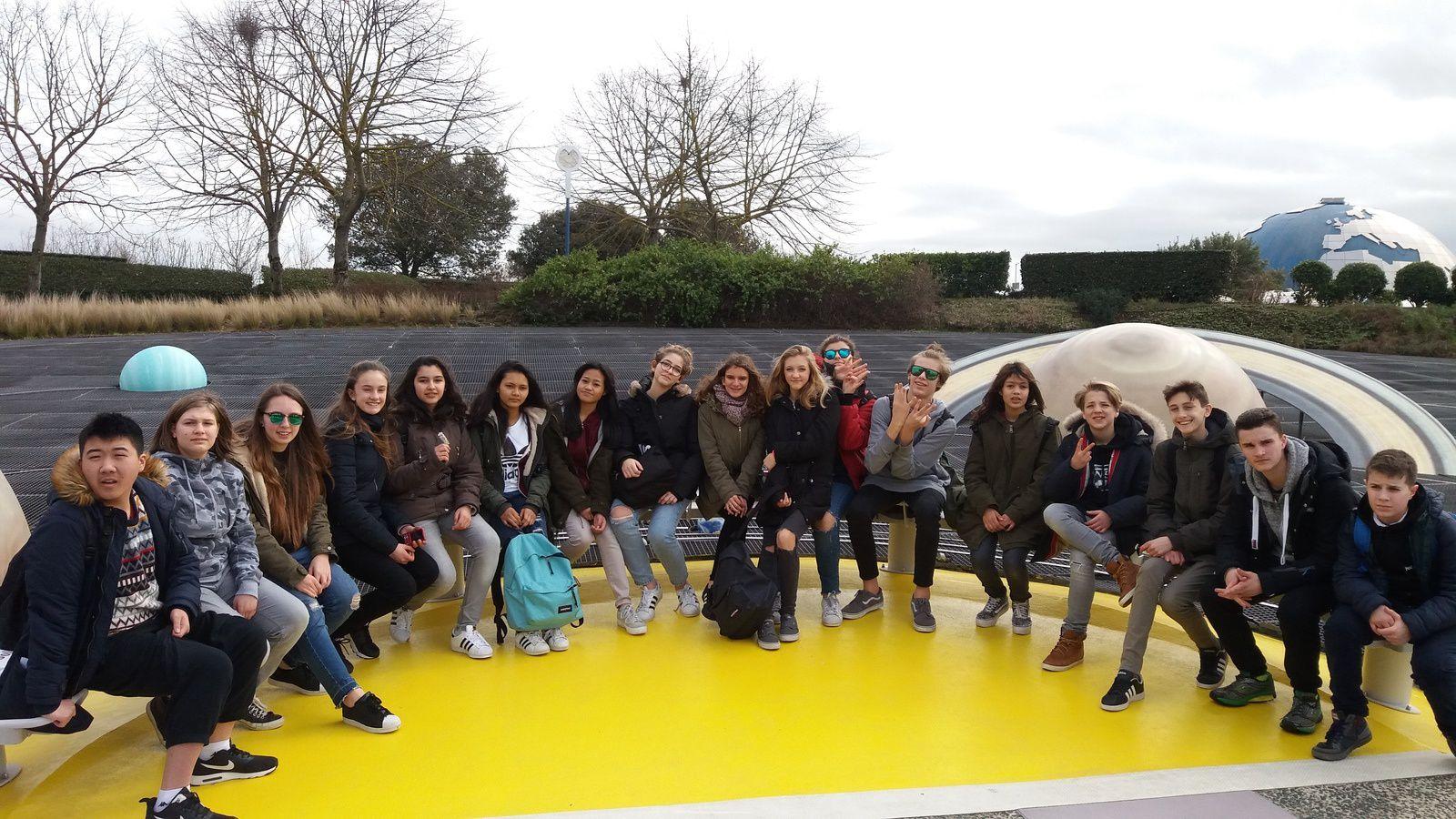 Troisième jour: Toulouse - Cité de l'Espace