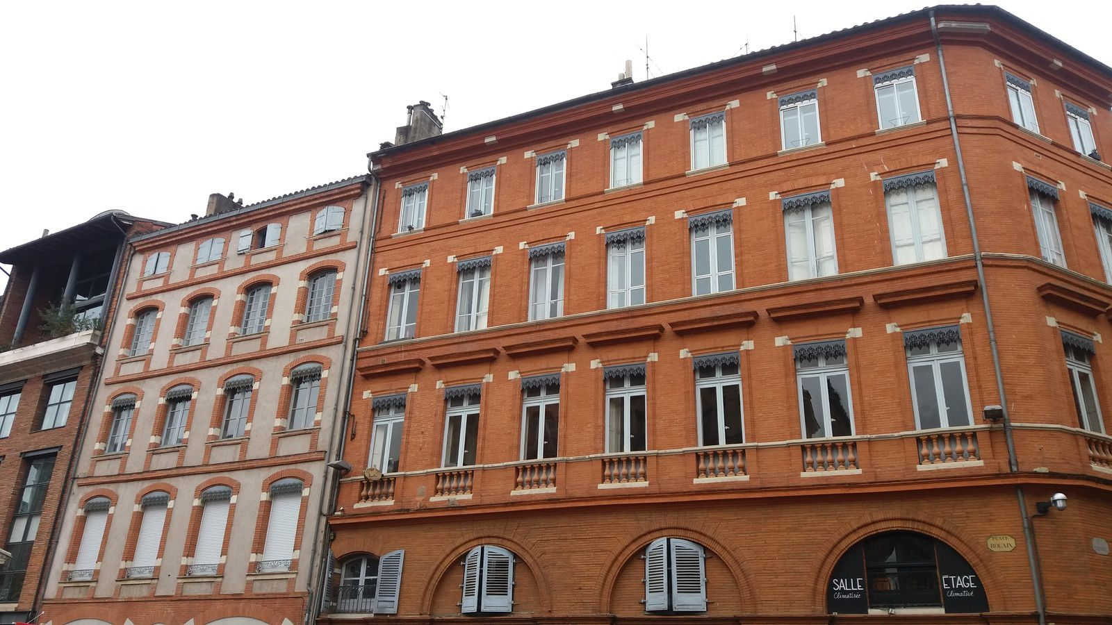 Troisième jour: Toulouse - deuxième partie