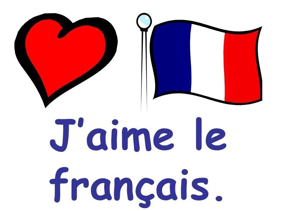 9 raisons pour aimer le français