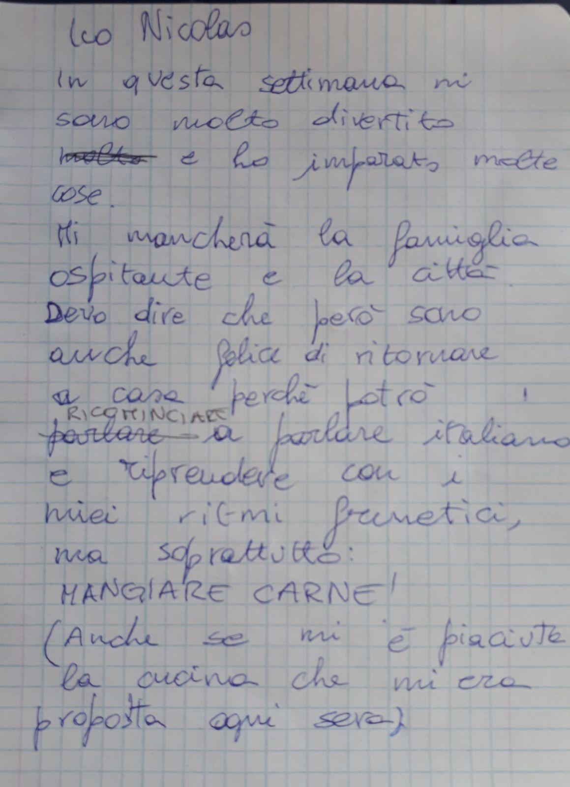 Sixième journée: Toulouse - Aix-en-Provence - Villasanta
