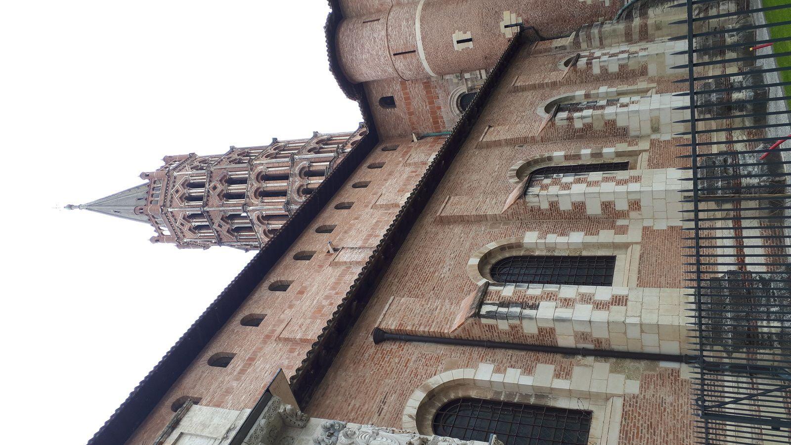 Deuxième jour: Toulouse