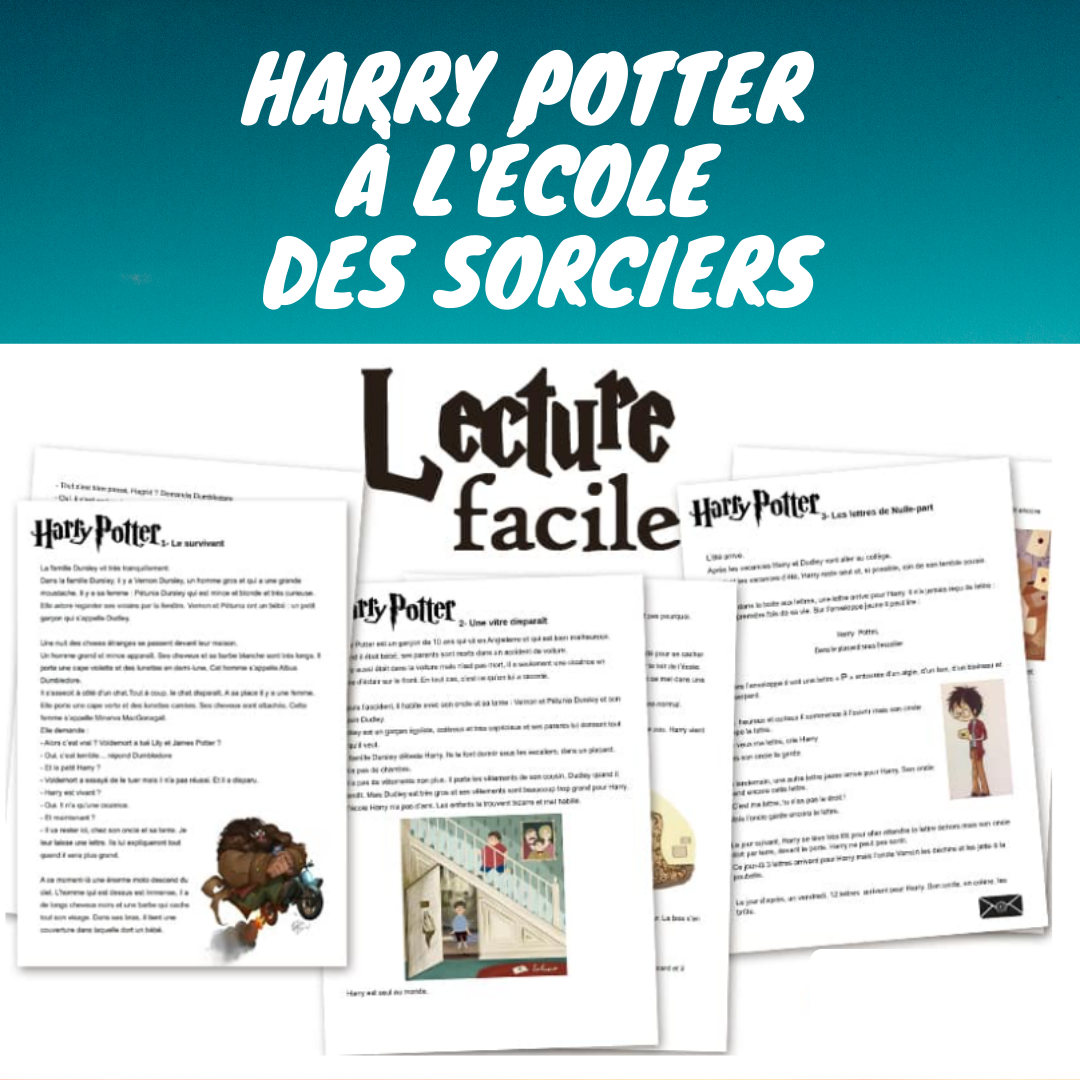 Club de lecture: Harry Potter