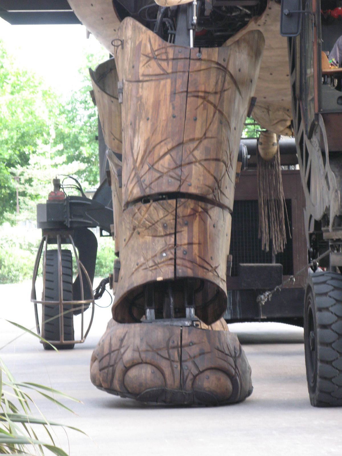 elephant de nantes - art de la rue sur charlotteblabla blog*