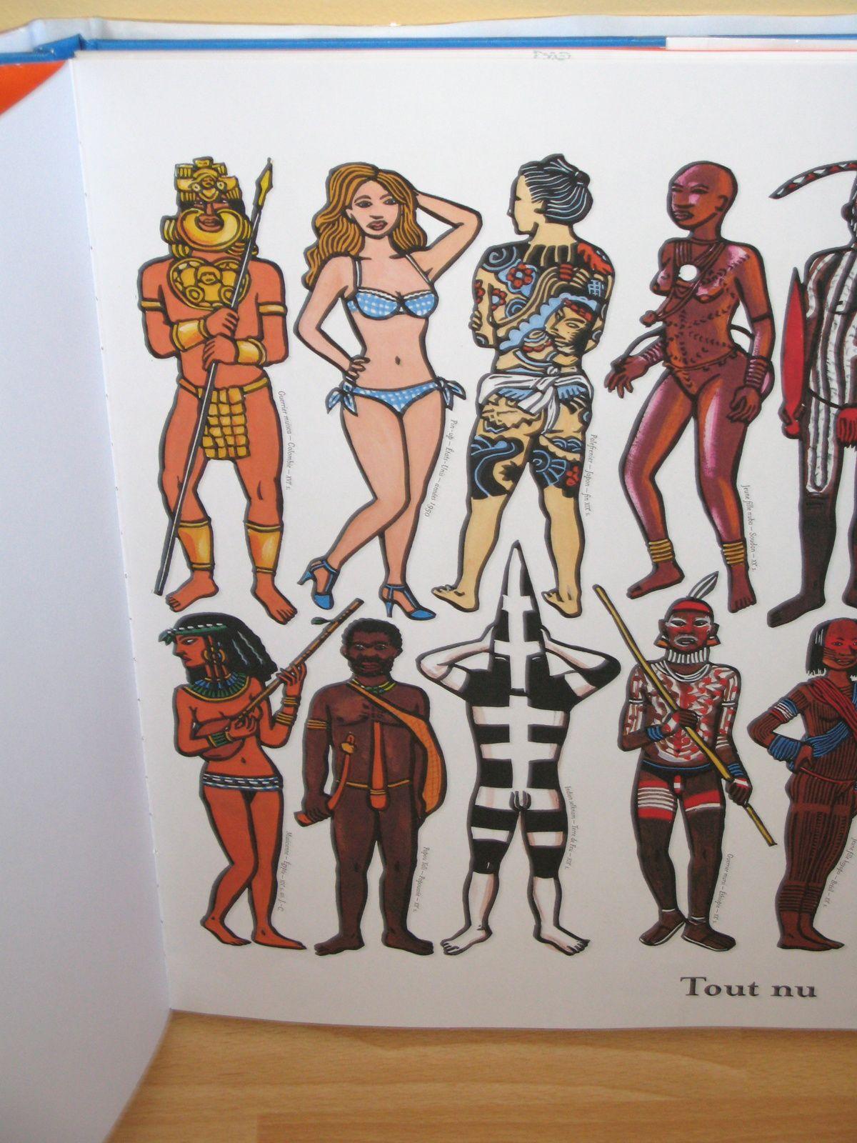 -joelle jolivet-livre sur les costumes des hommes