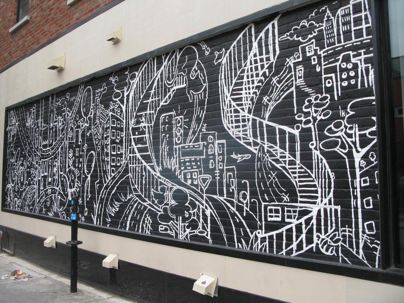 art de la rue- Montreal-canada- charlotteblabla blog*
