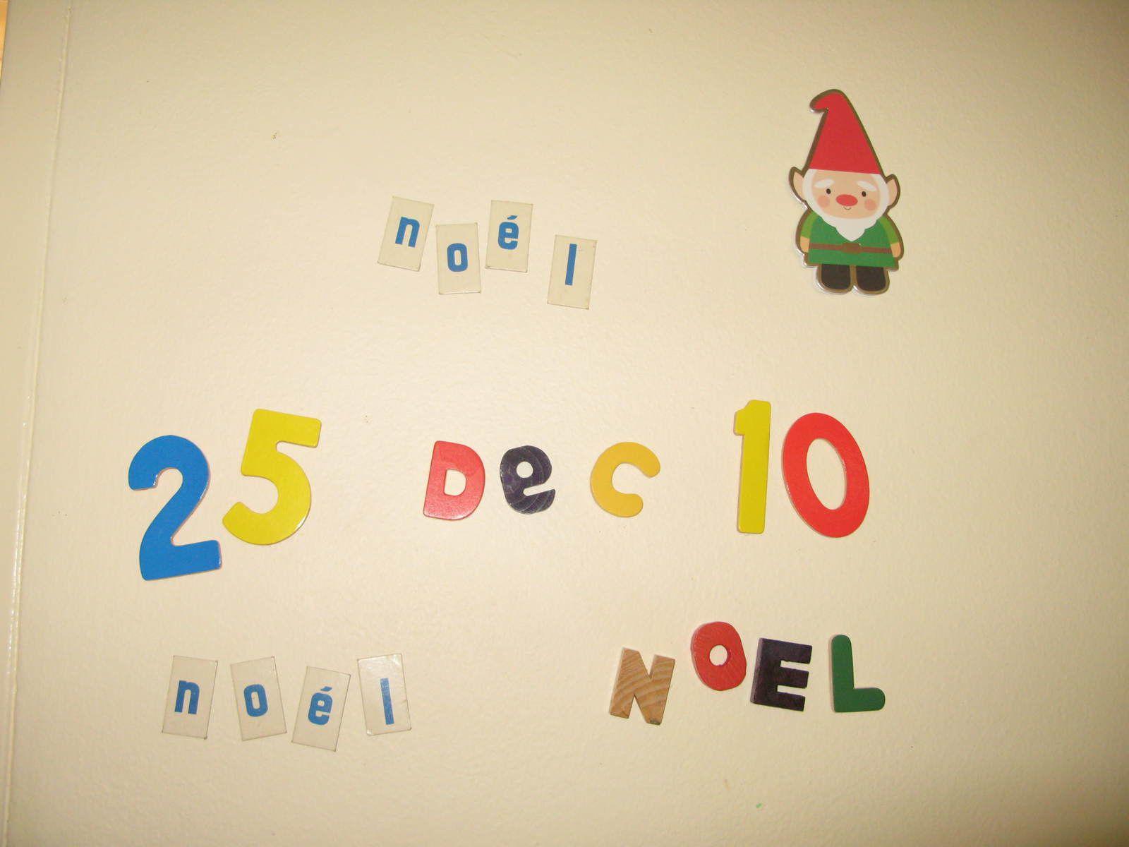 decoration de noel : couleur rouge et verte -charlotteblabla blog