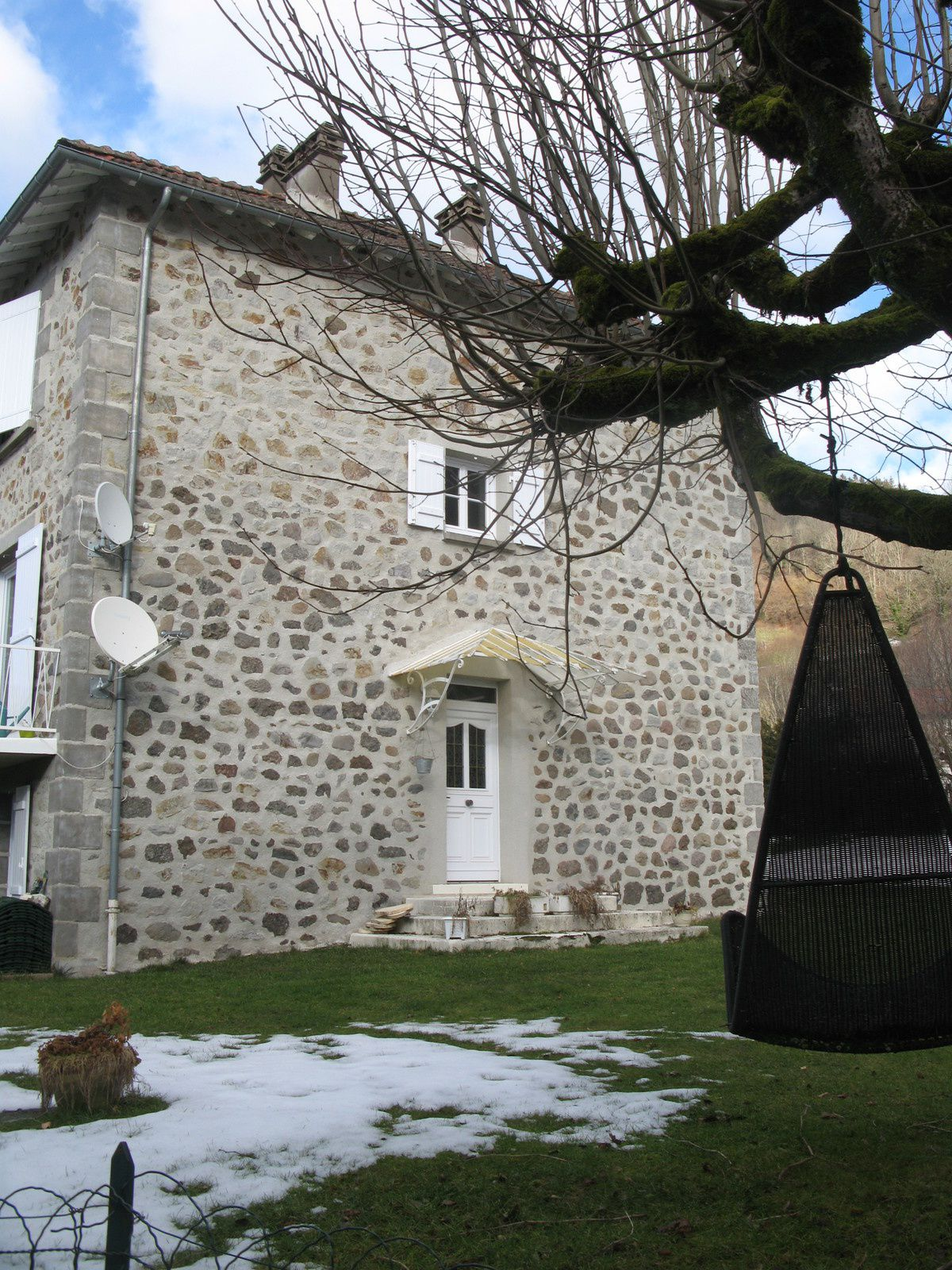 Maisons de village auvergnates-france-charlotteblabla blog*