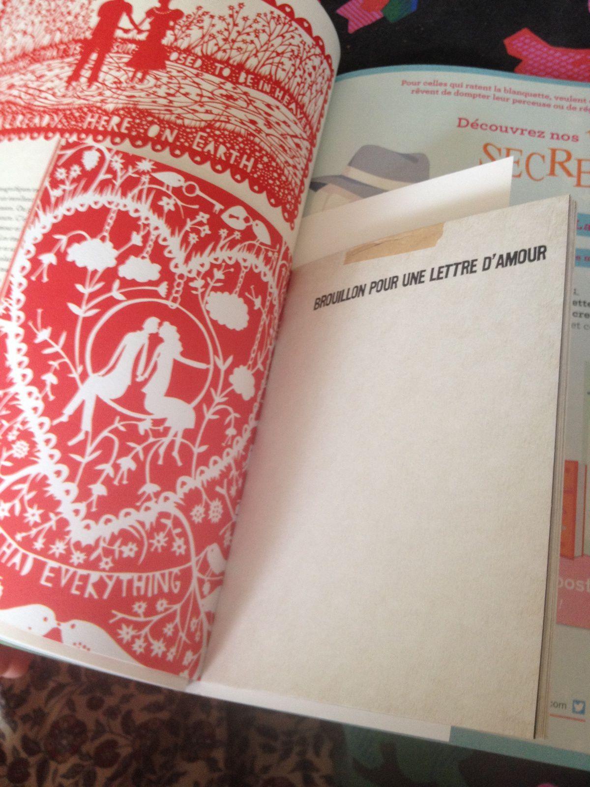 flow magazine -les cadeaux - charlotteblabla blog*