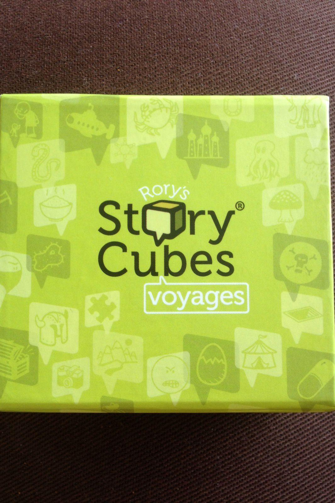 """""""Story cubes"""" ou inventer des histoires"""