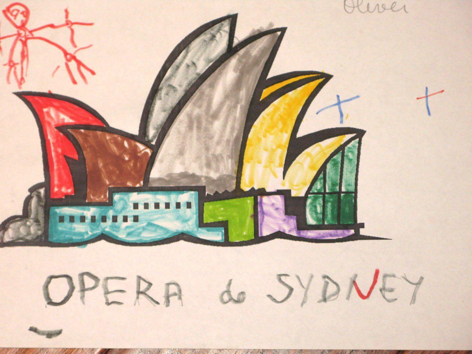 coloriages sur l australie gratuit a imprimer pour les enfants sur charlotteblabla blog*