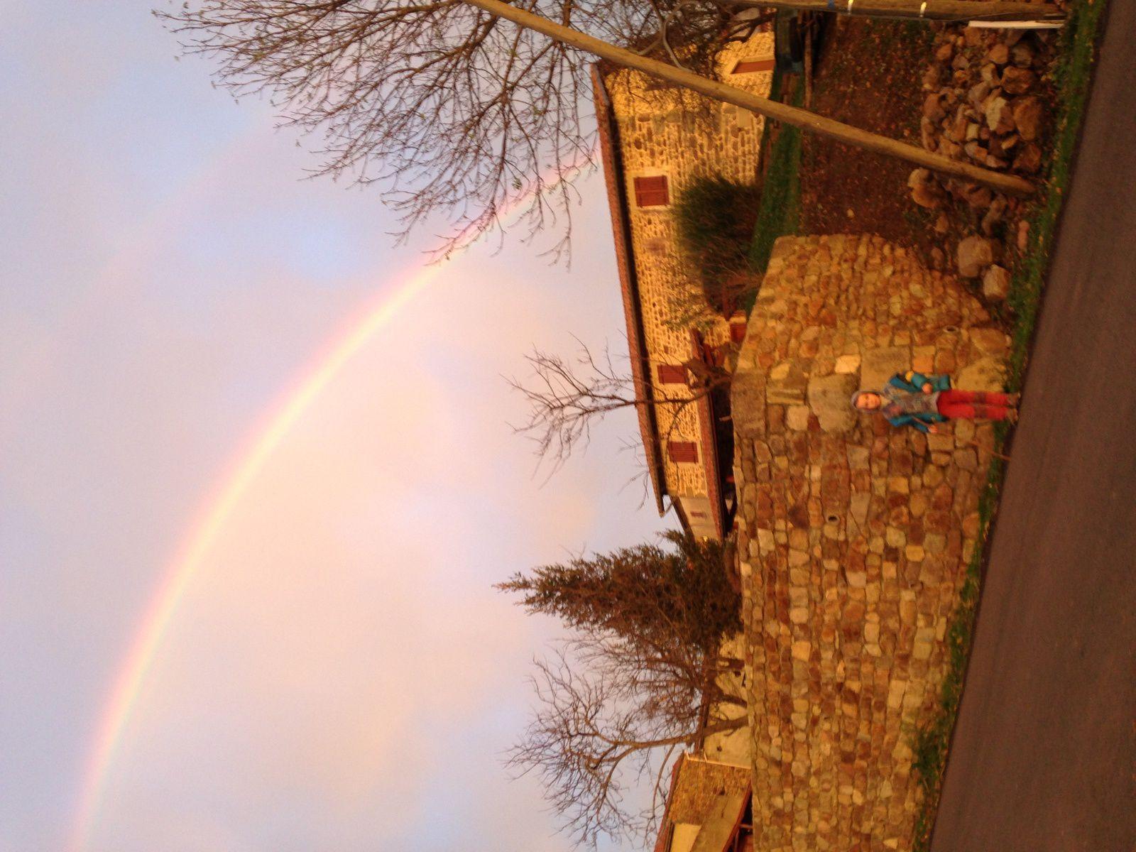 #arc en ciel #charlotteblabla blog*