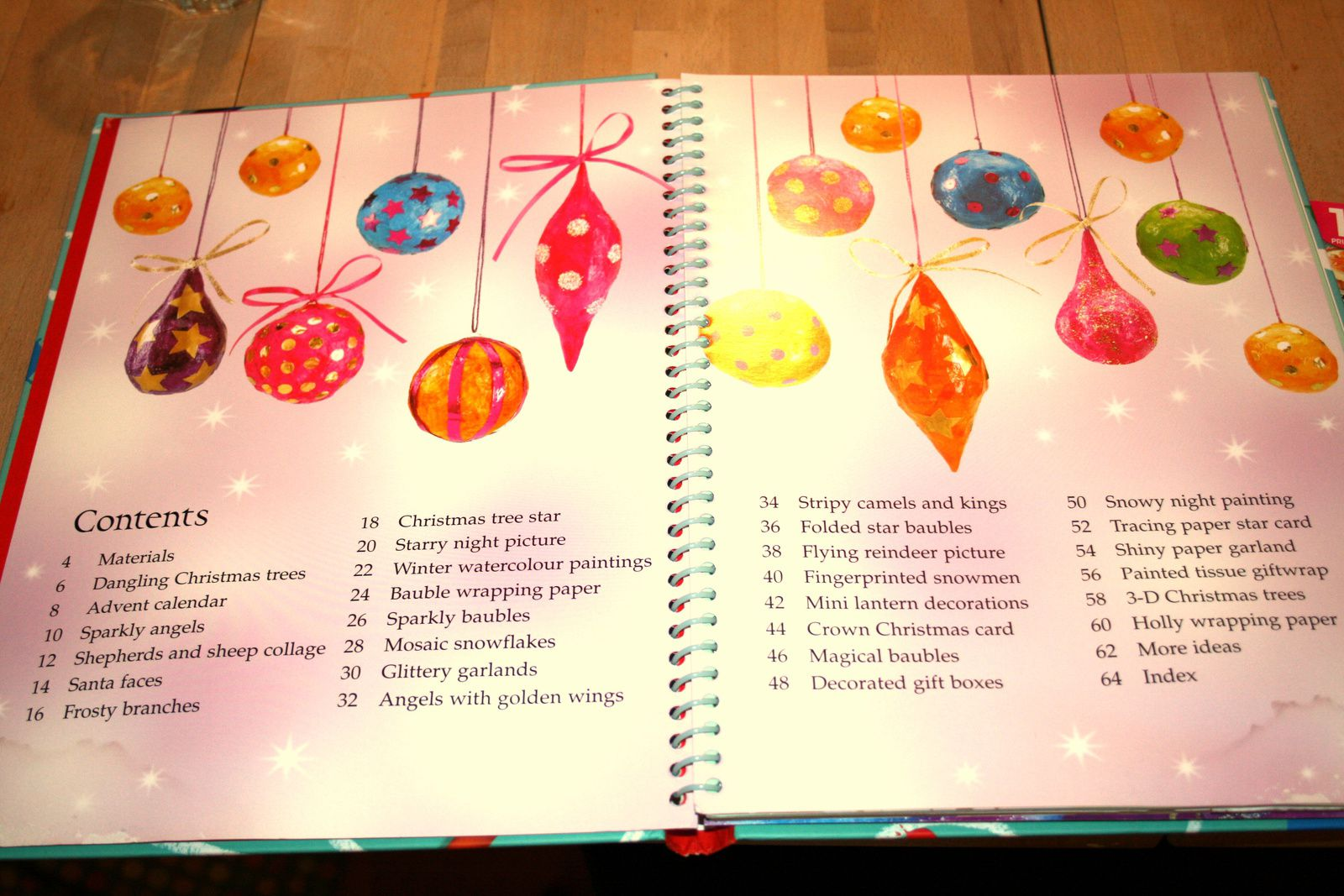 collection usborne chrismas book activity noel activités sur charlotteblablablog