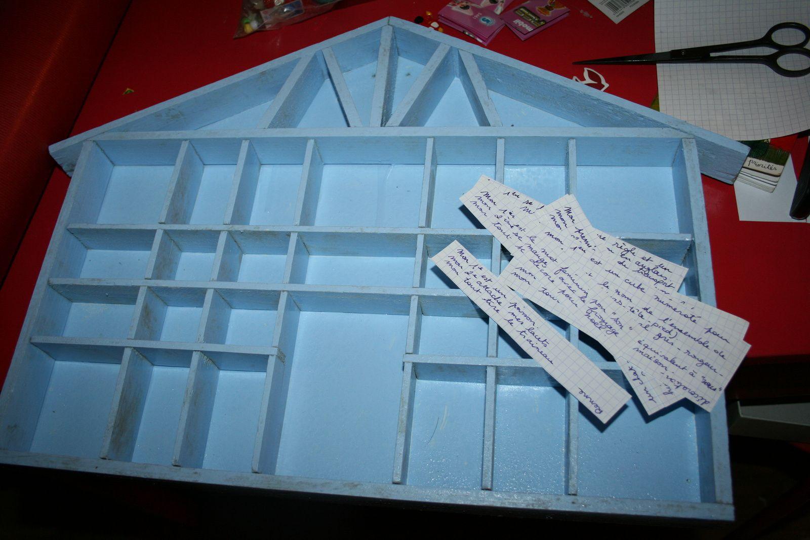 #calendrierdelavent #DIY #charlotteblabla blog*
