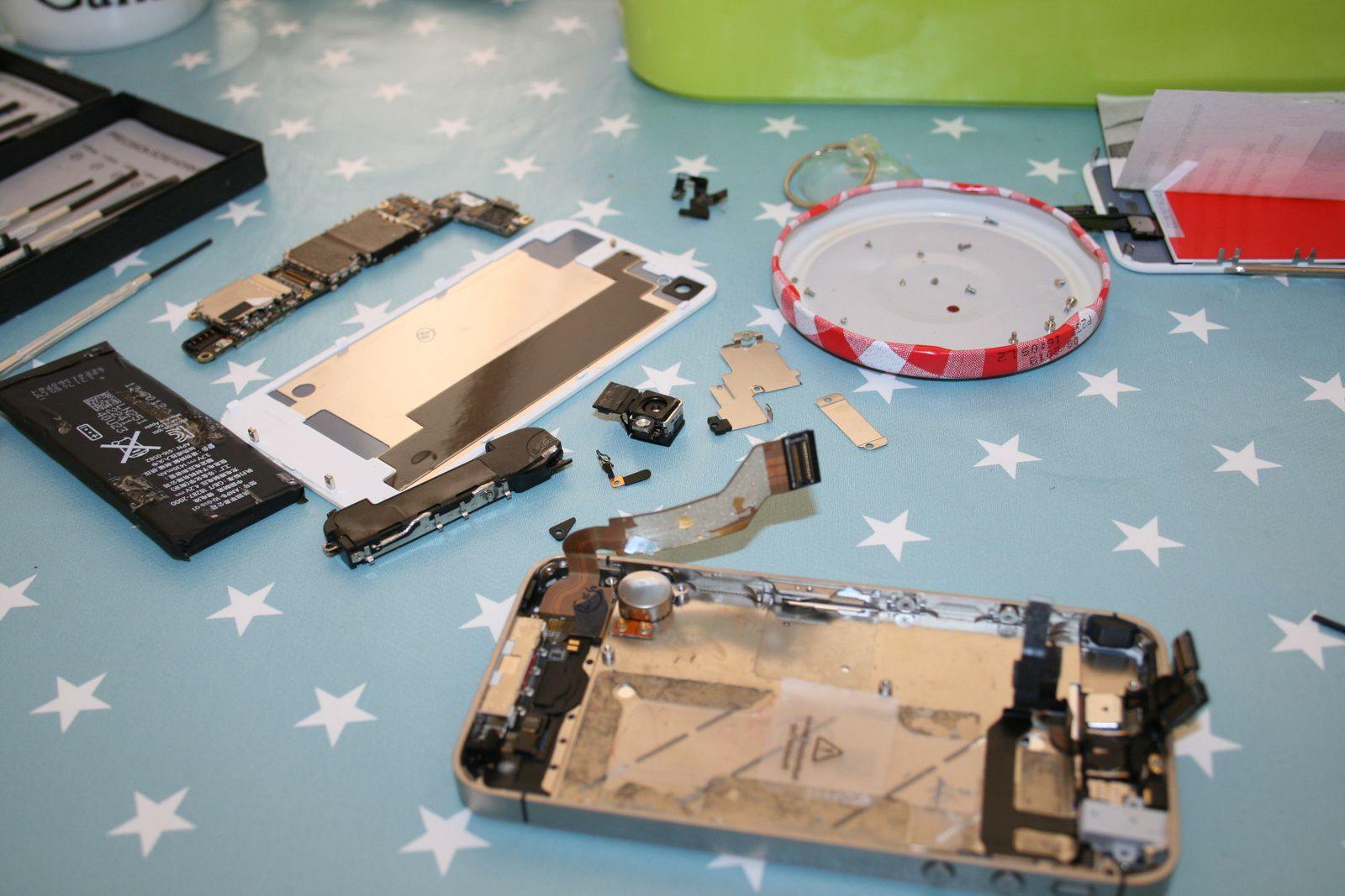 #iphone #reparation #vitre #charlotteblabla