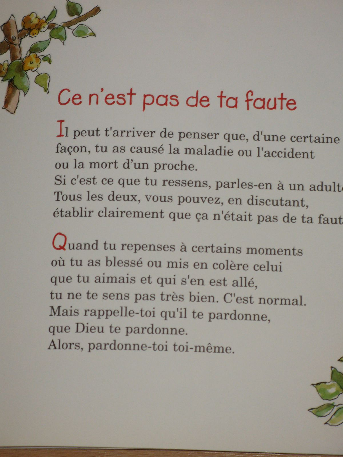 #deuil #enfant #charlotteblabla blog