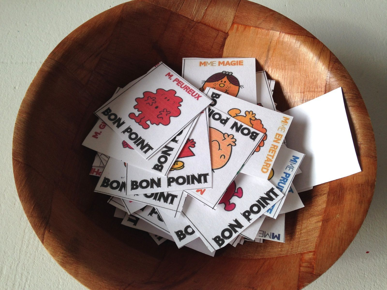 #Mr&Mme #bonspoints #récompence enfants #charlotteblabla blog