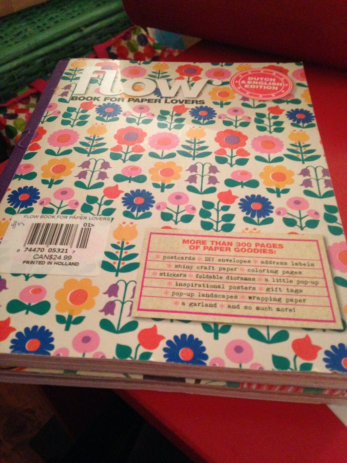 #flow book lovers 2014