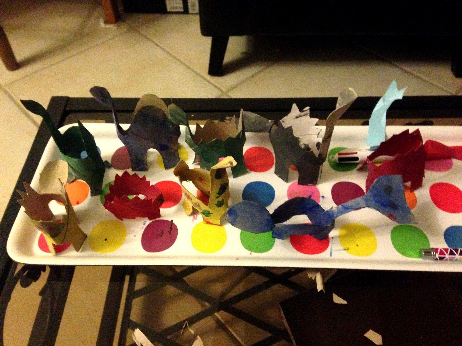 #diy #enfant #dinosaure #charlotteblabla blog