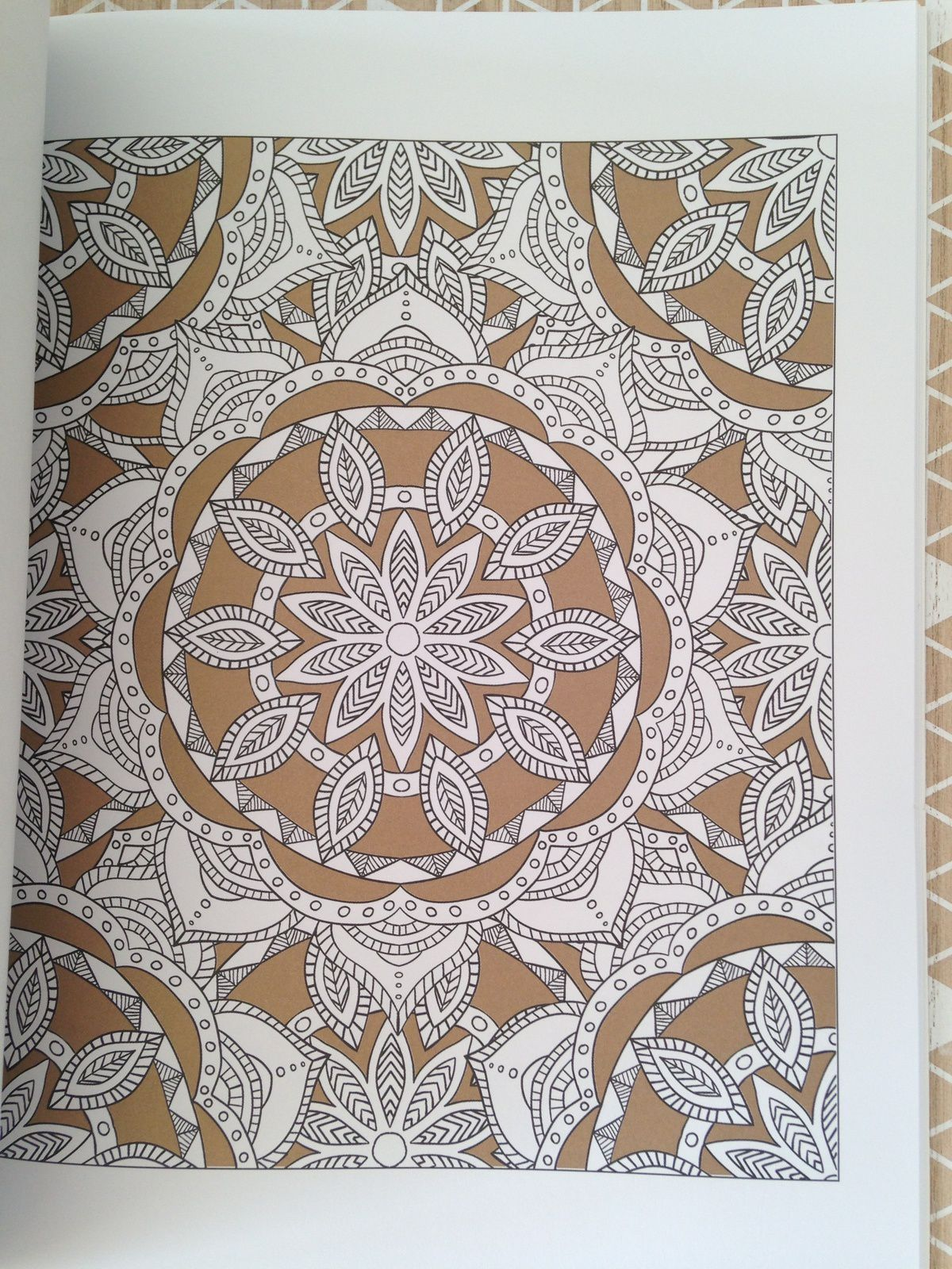 #coloriage #or #mandalas #haul #noz #charlotteblabla blog