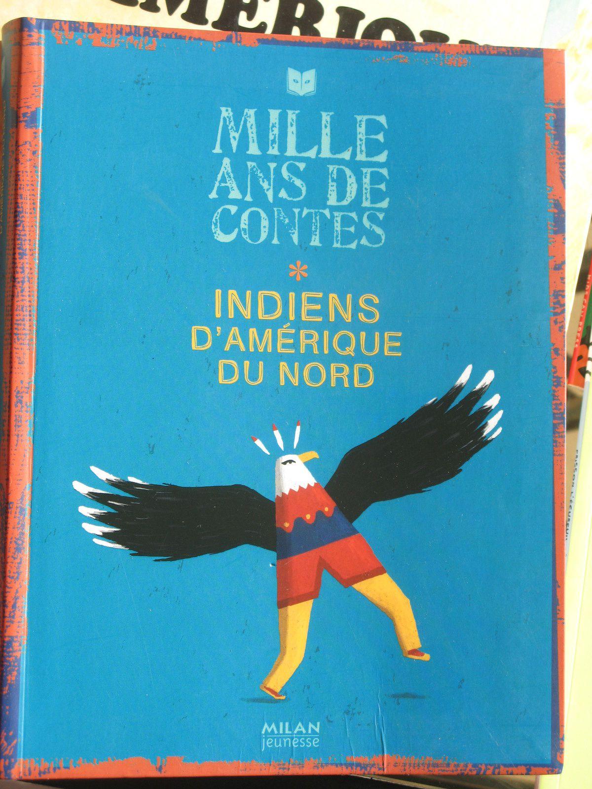 Contes d'indien d'ameriques du nord