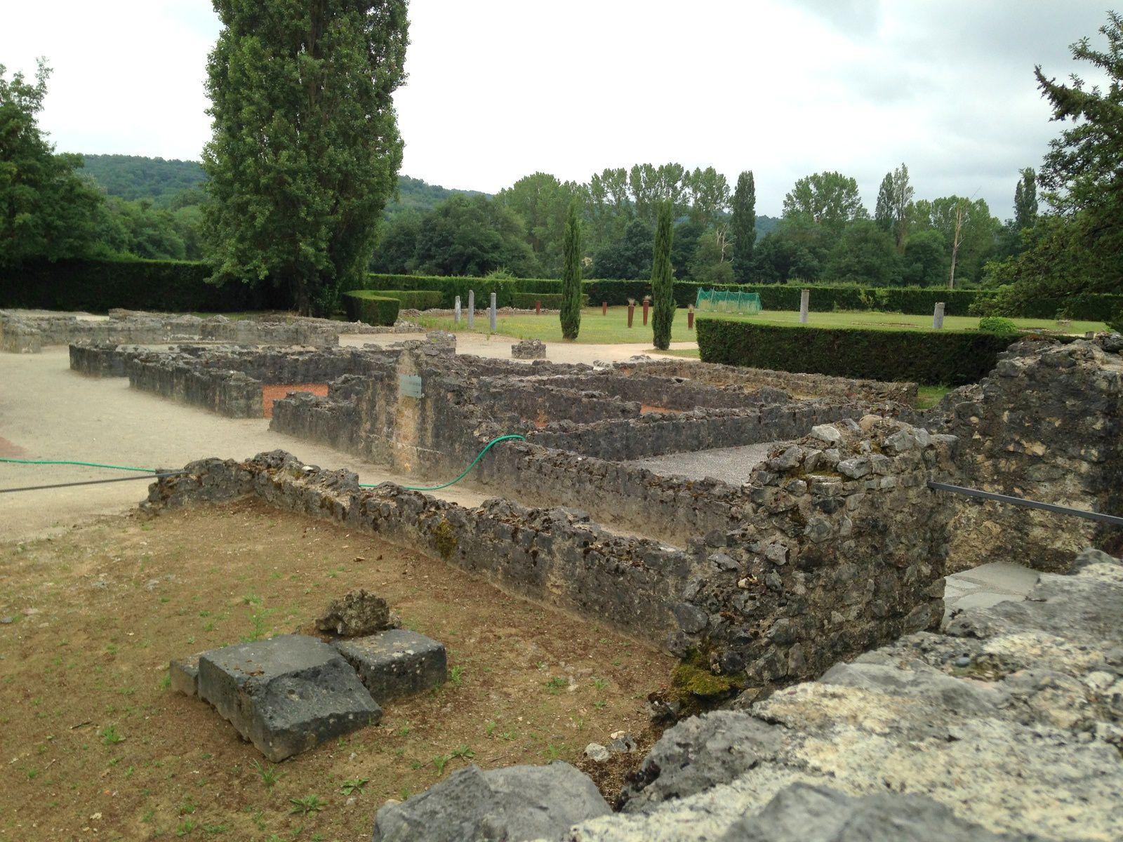 #villa #gallo #romaine #montmaurin #charlotteblabla blog