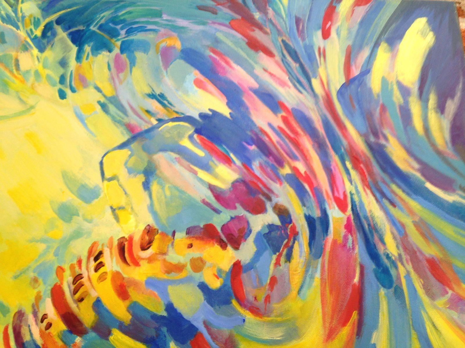 #exposition #artistes #leguevin #charlotteblabla blog