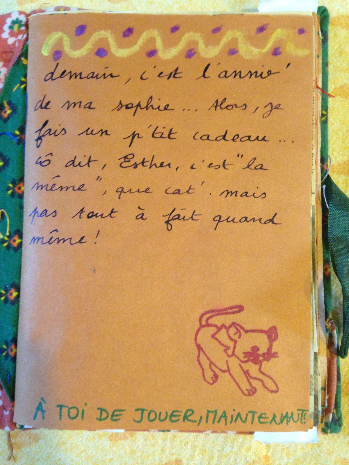#carnet #diy #charlotteblabla blog
