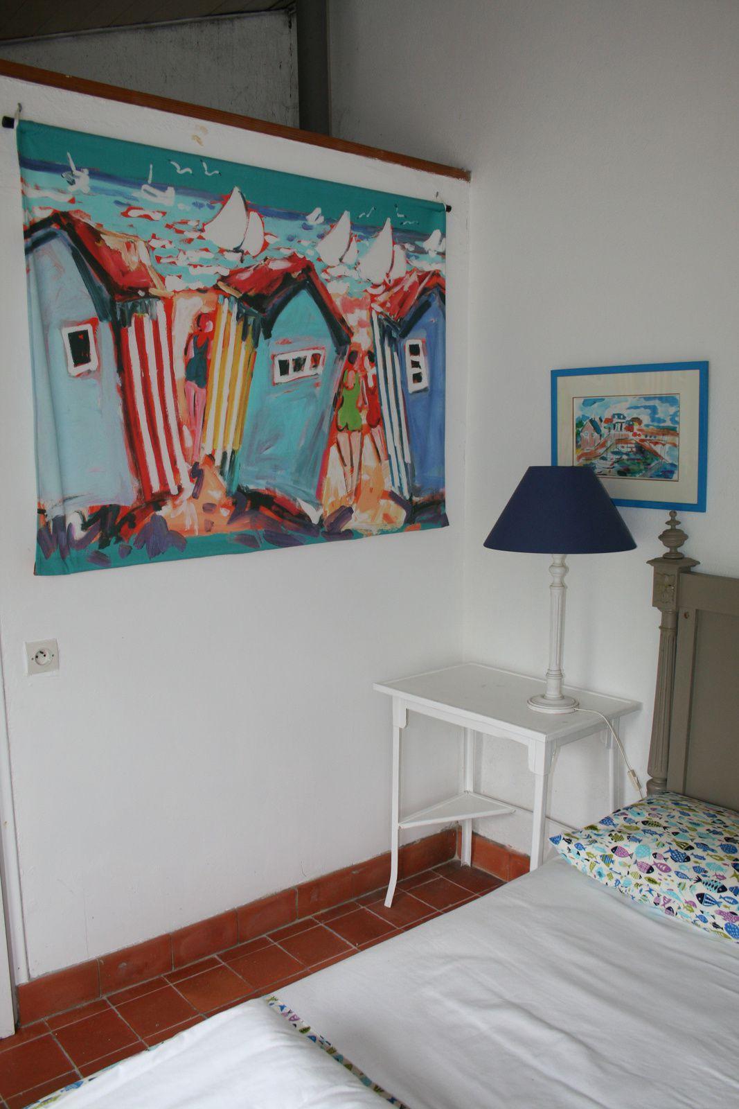 #tableaux #belle-ile-en-mer  #location #charlotteblabla blog