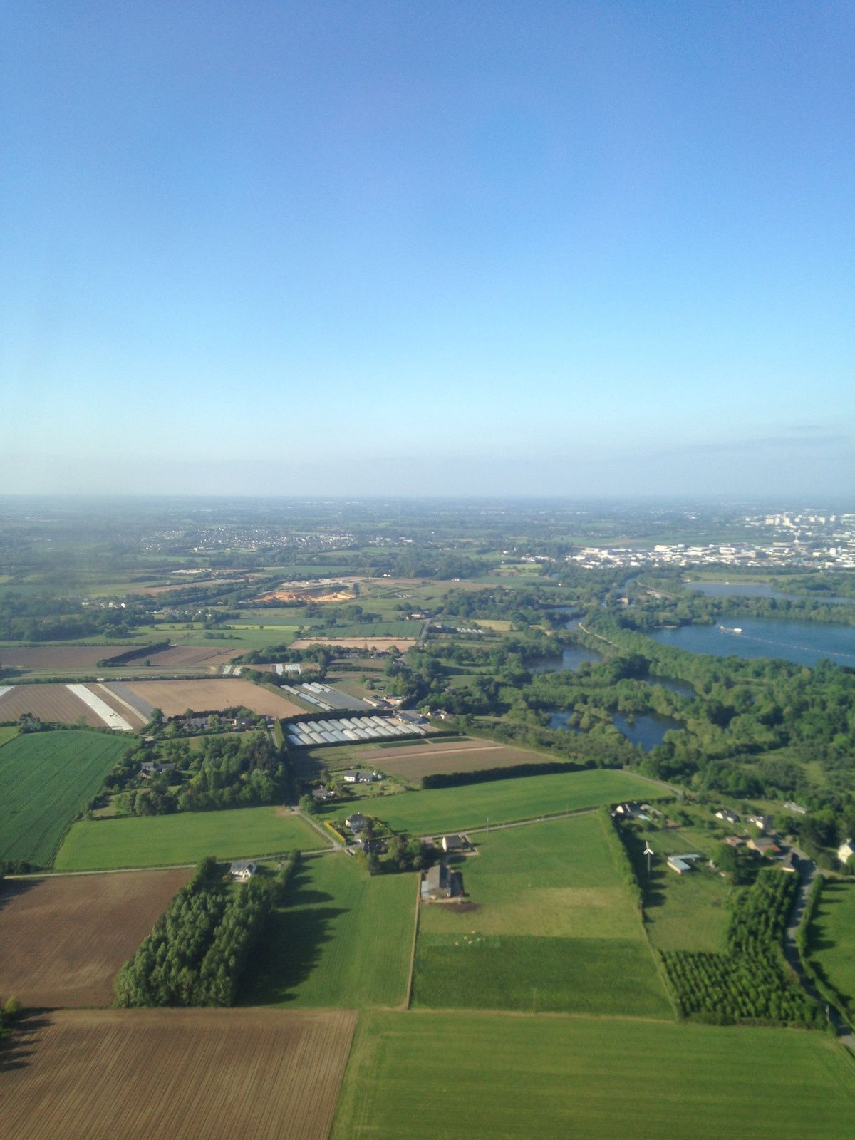 #ciel #rennes #avion #charlotteblabla blog