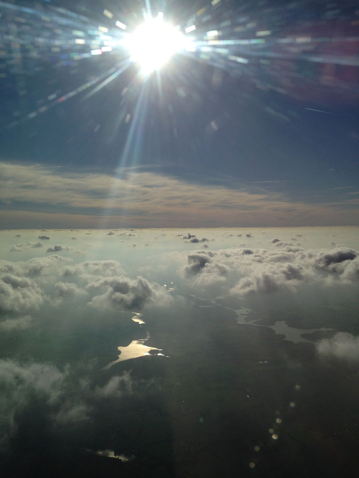 #nuage #avion #vol #charlotteblabla blog