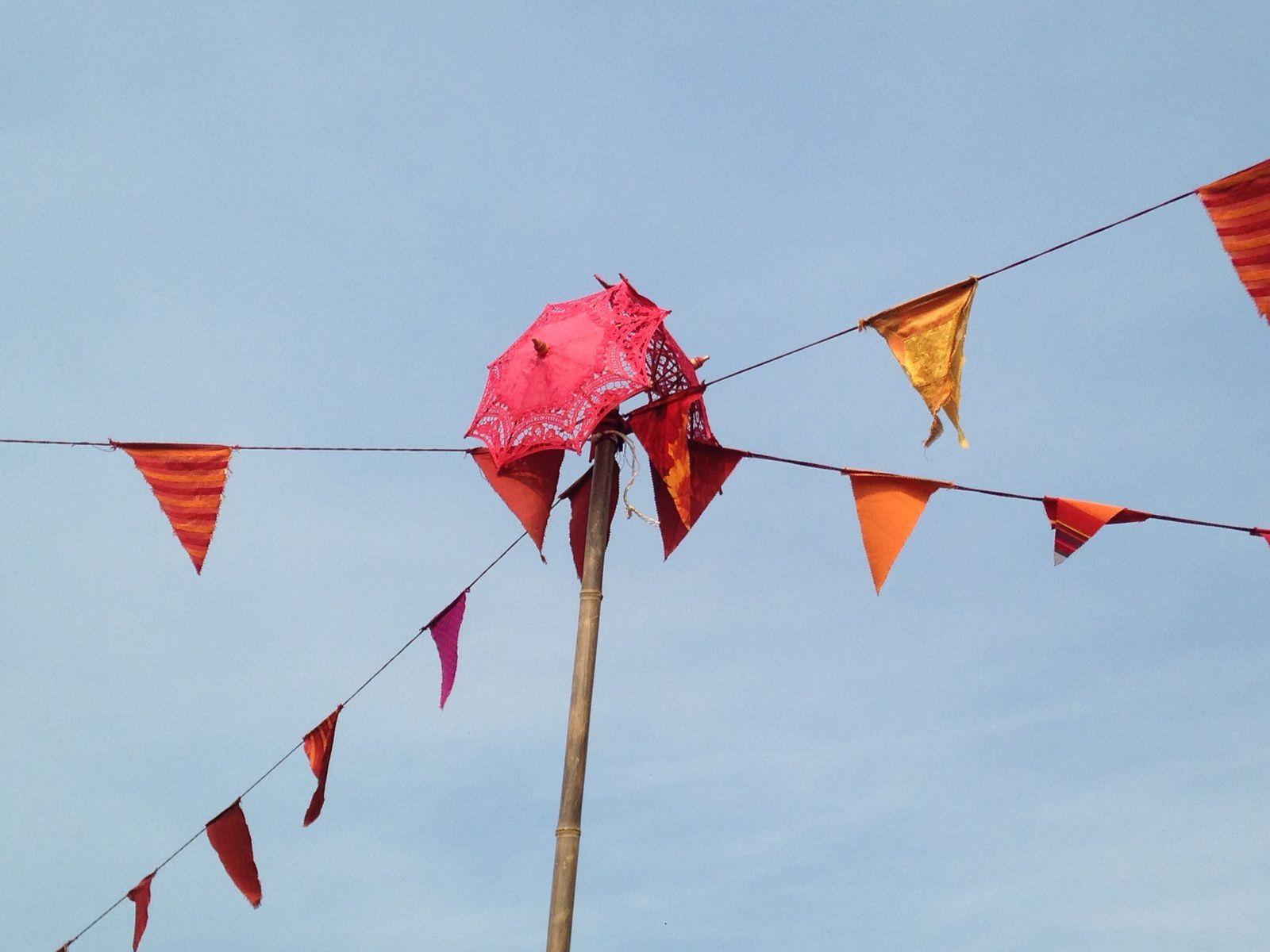 #fanions #theatre #aurillac #festival #couleurs #charlotteblabla blog