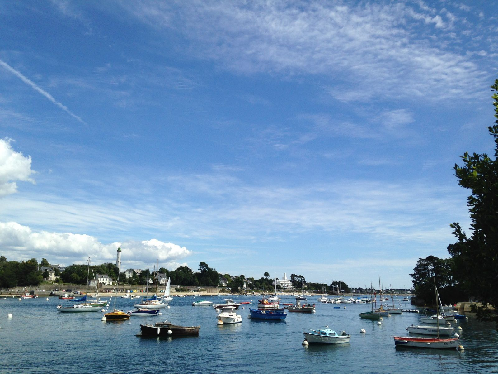 #saintemarine #bretagne #finistere #france #charlotteblabla blog