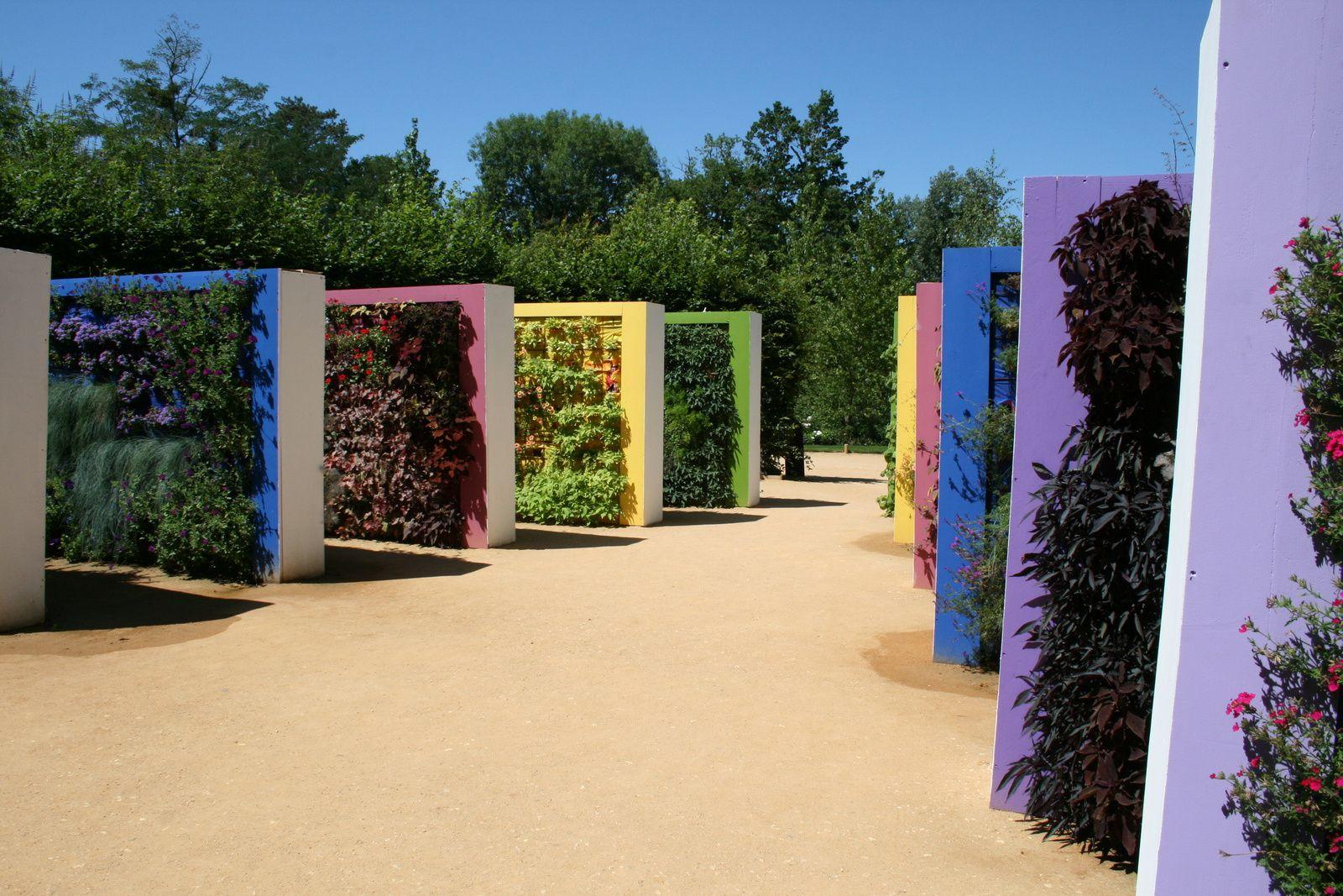 #multicolore #jardins #exposition #chaumontsurloire #charlotteblabla blog