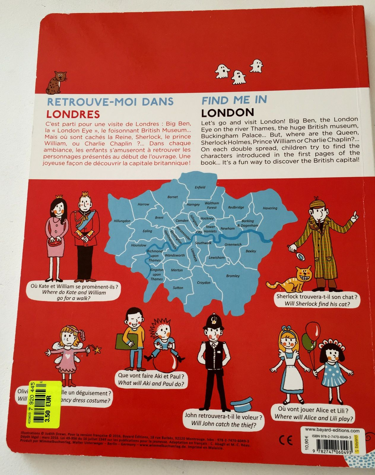 #livre #londres #charlotteblabla blog
