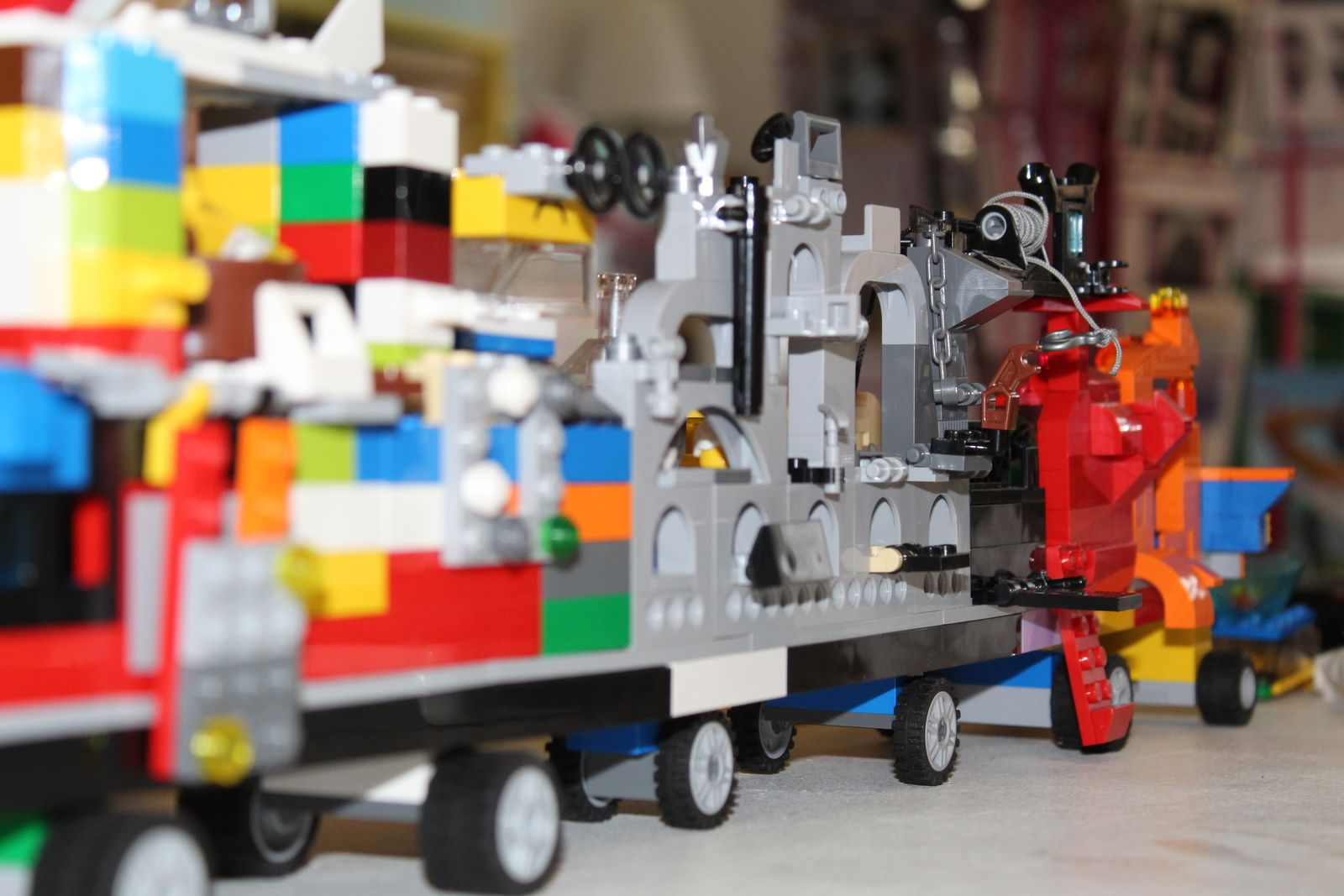 #lego #vehicule #train #enfant #jeu #charlotteblabla blog
