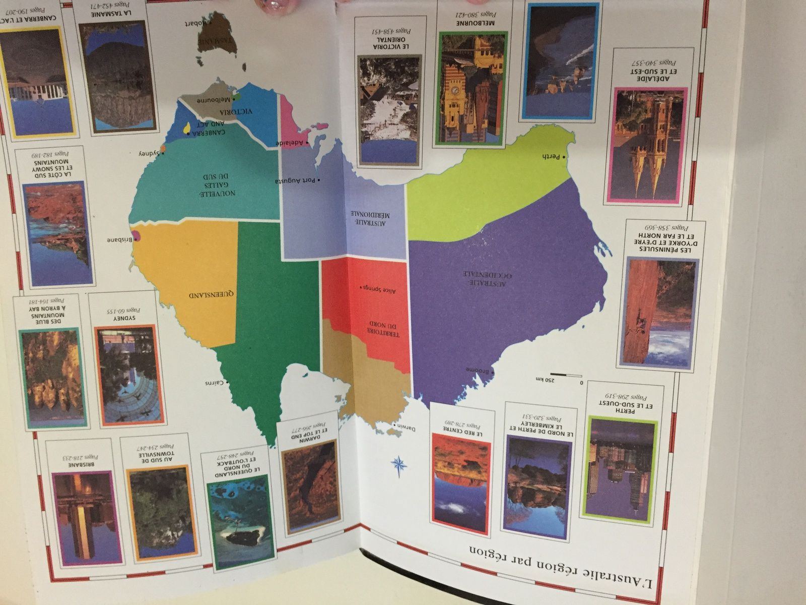 #australie #guide #hachette #voir #charlotteblabla blog