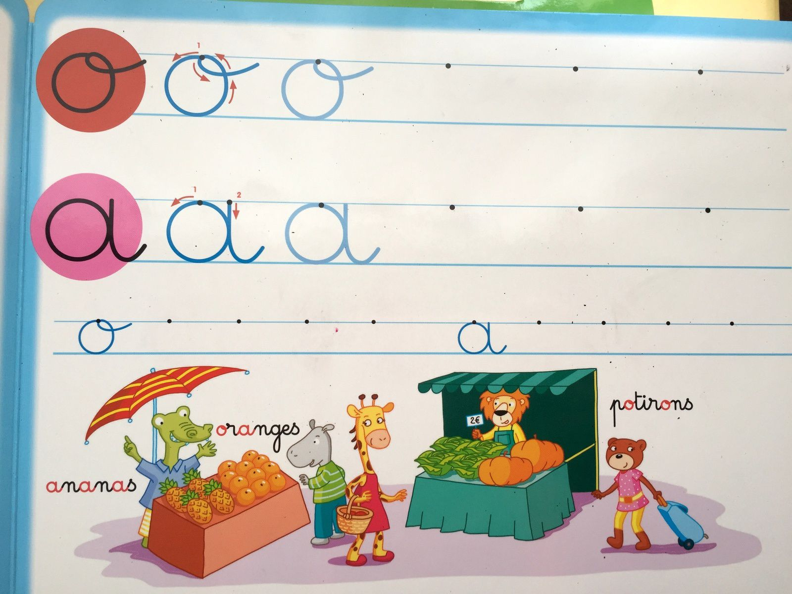 #graphisme #apprendreàécrire #maternelle #ardoisemagique  sur #charlotteblabla blog