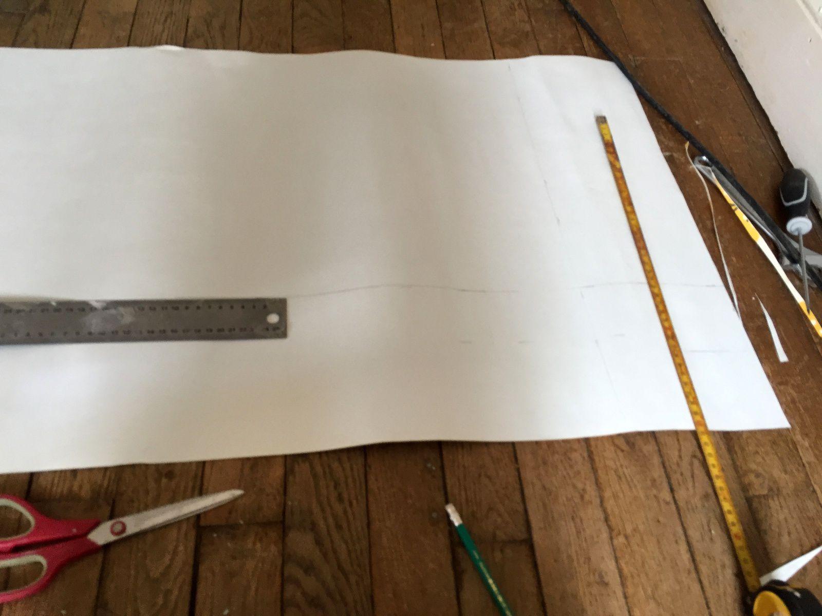 #tiroir #tapissage #diy #bricolage #charlotteblabla blog