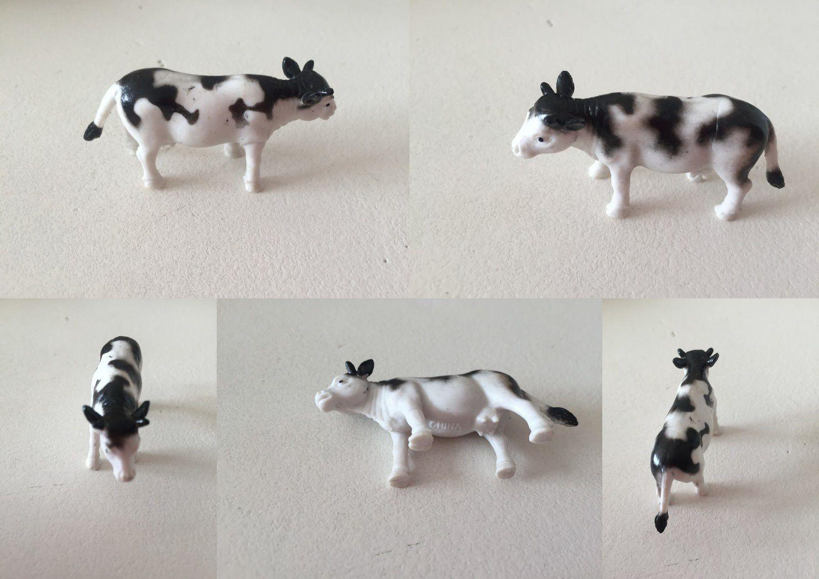 jouet figurine de vaches collection ferme sur charlotteblablablog