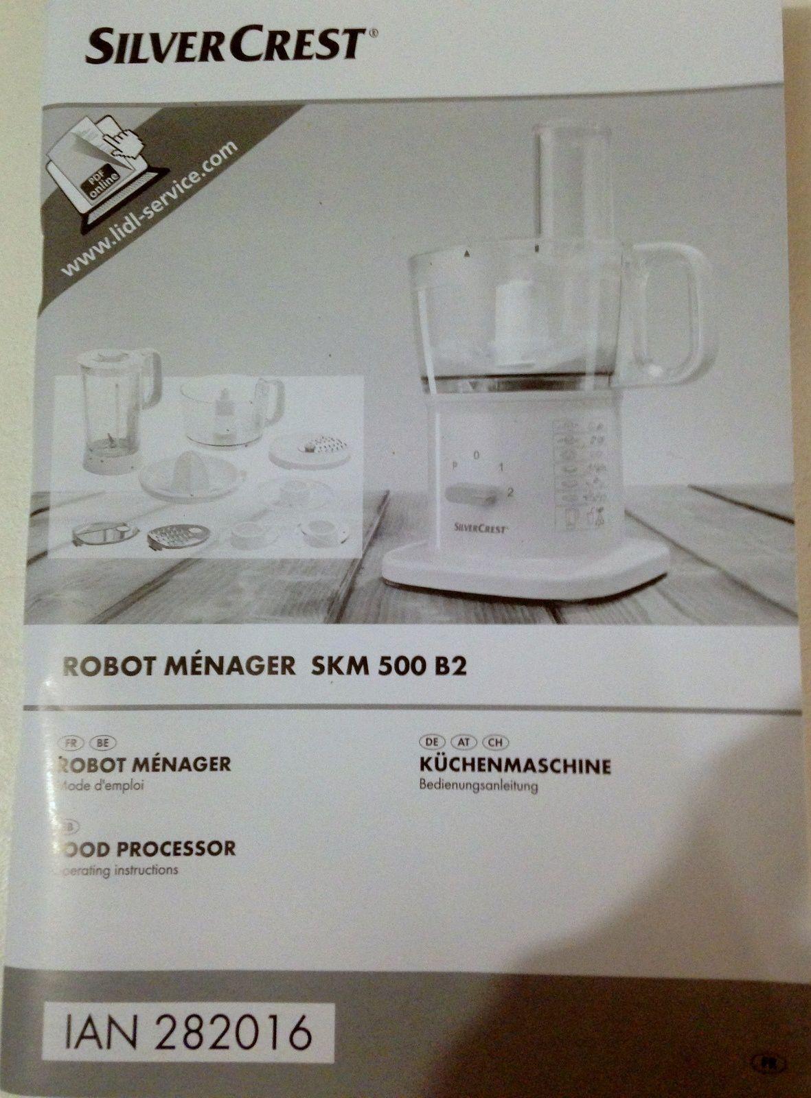Robot ménager Lidl
