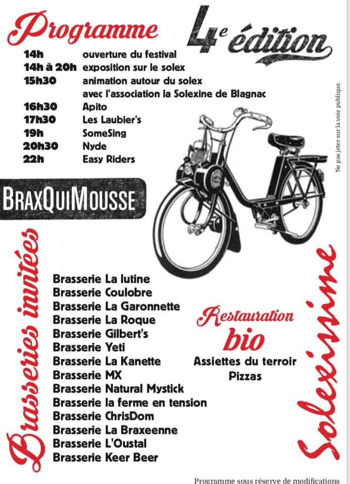 #biere #brax #brasserie #mahautegaronne #charlotteblabla blog
