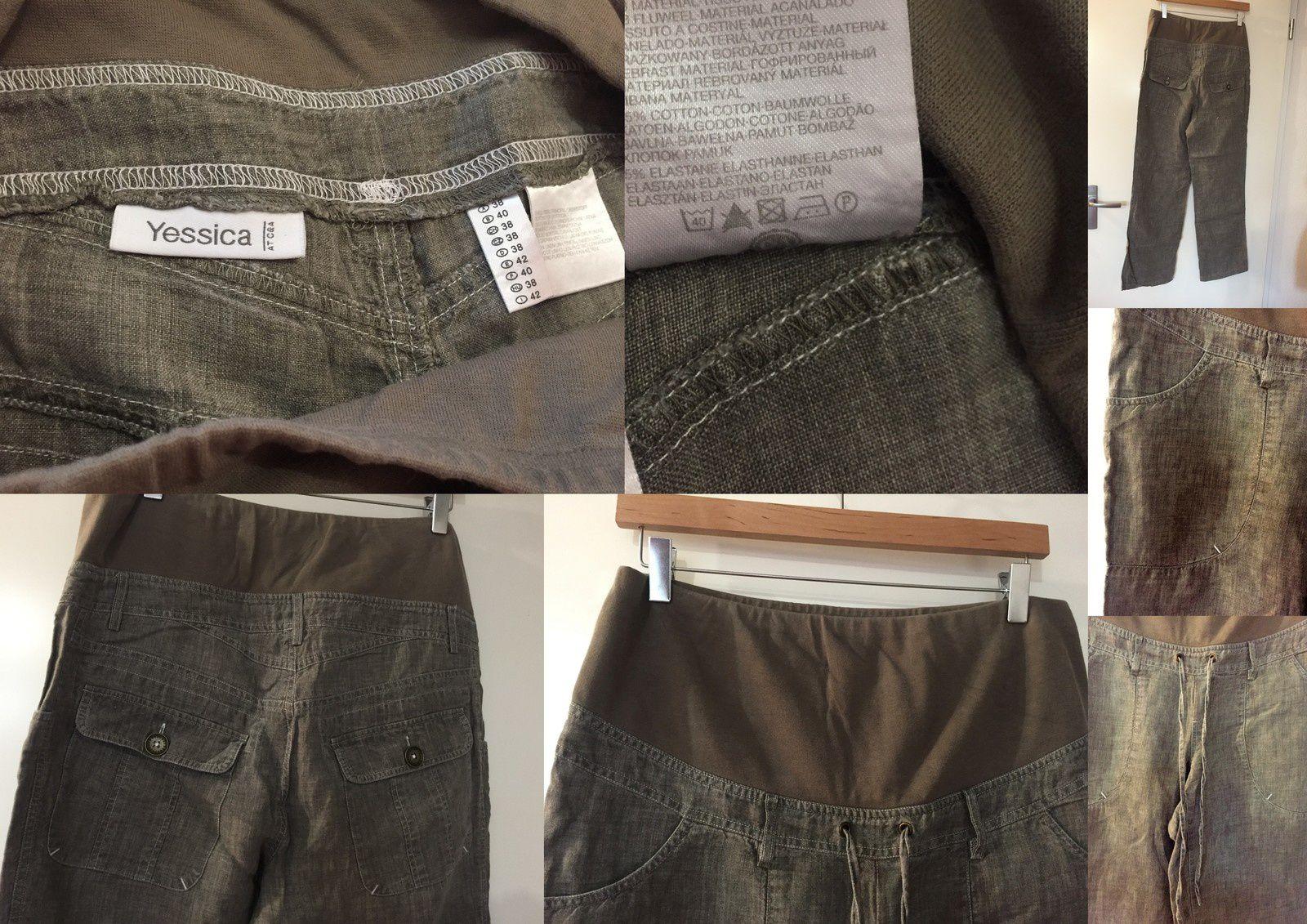 pantalons de grossesse maternité mode femme sur charlotteblablablog