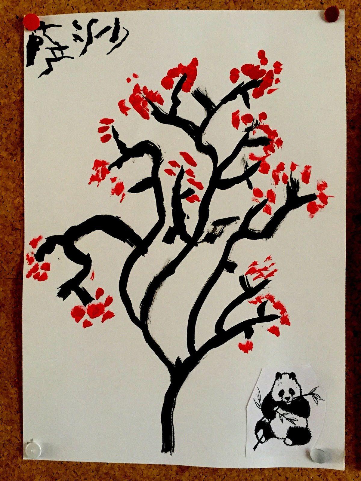 art enfant inspiration asiatique sur charlotteblablablog