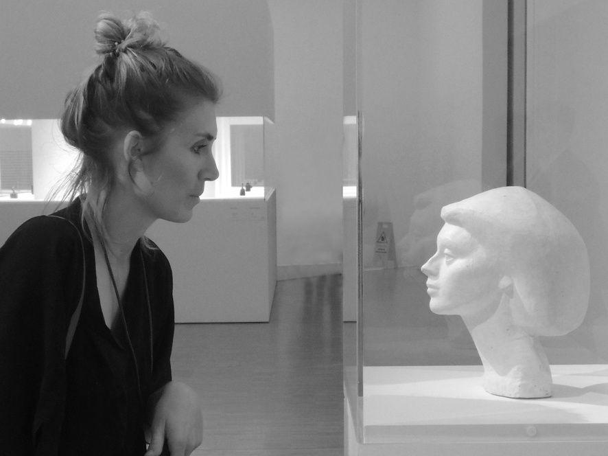 Instants de Vies # Hommage à Giacometti