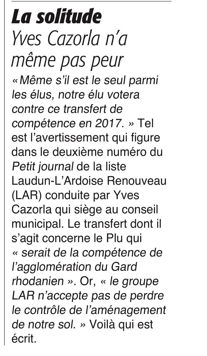Article midi libre du 27 septembre 2016