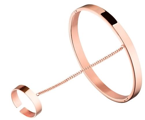 bracelet de main zag bijoux - linea chic