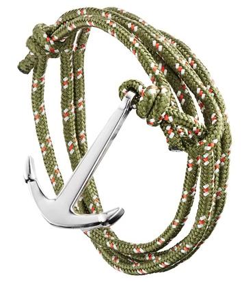 bracelet ancre Clio Blue - Linea Chic