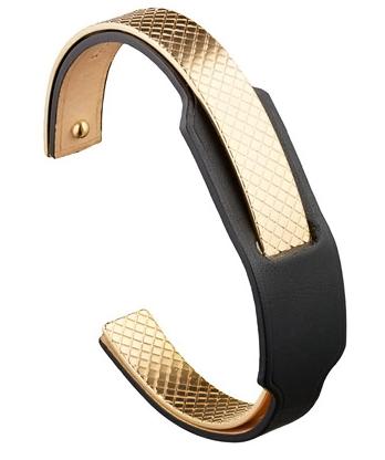 Bracelet femme en cuir manchette Uraeus 8 Ursul