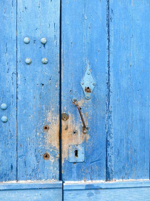 porte à porte : La Palme