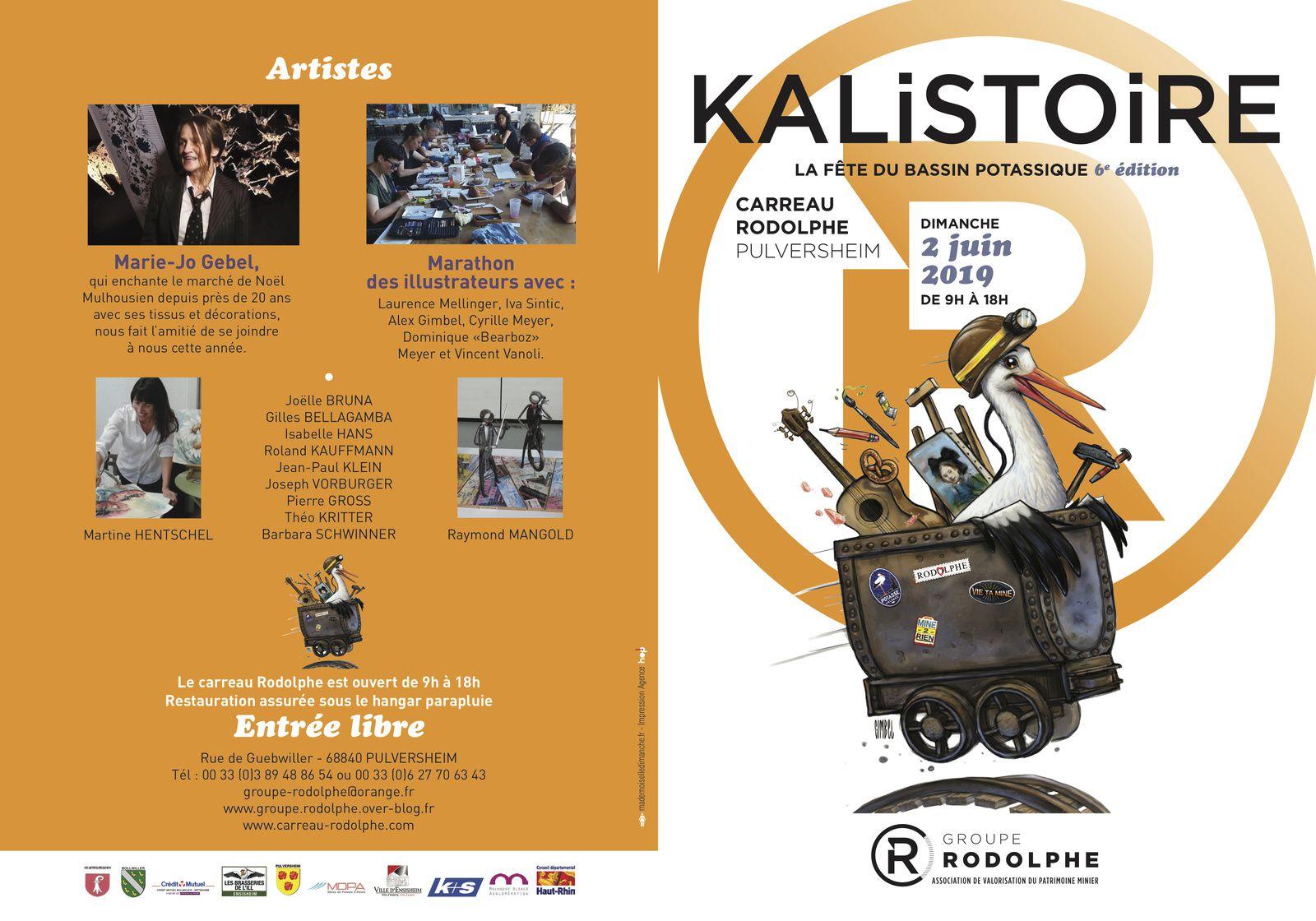 KALiSTOIRE 2019
